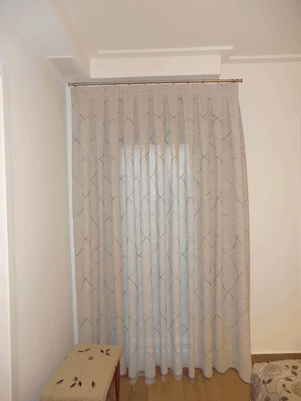 cortinas de cocina moderna